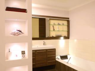 Ванная комната в стиле модерн от Horst Steiner Innenarchitektur Модерн