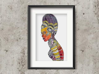 eclectic  by Esther Jonitz, Eclectic