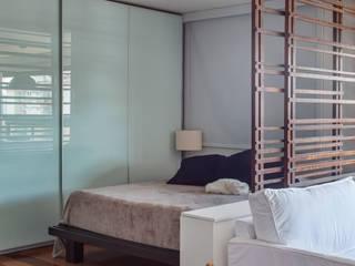 ASP Arquitetura Modern Bedroom