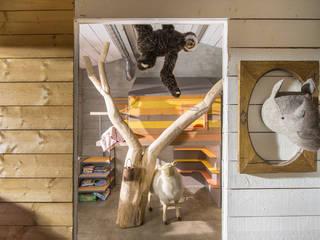 Frédéric TABARY Детская комнатаАксессуары и декор Дерево Многоцветный