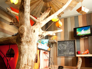 Frédéric TABARY Nursery/kid's roomAccessories & decoration Wood Multicolored