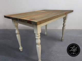 mesa vintage:  de estilo  por lofi lab