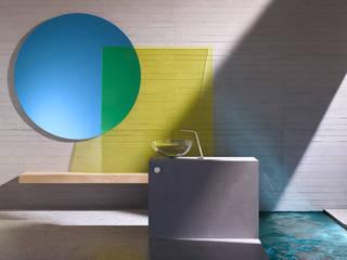 Baños de estilo  de http://www.dornbracht-group.com/