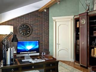 Klassieke studeerkamer van Sweet Home Design Klassiek