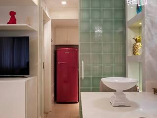 Cactus Arquitetura e Urbanismo 現代廚房設計點子、靈感&圖片
