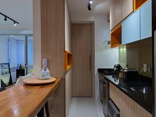 Cocinas de estilo minimalista de homify Minimalista