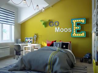 Quarto infantil  por Sweet Home Design , Moderno