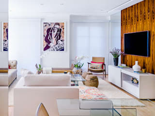 Modern living room by Studio ML Modern