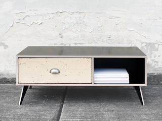 Schubladenmöbel Zweitform WohnzimmerSchränke und Sideboards Holzwerkstoff Mehrfarbig