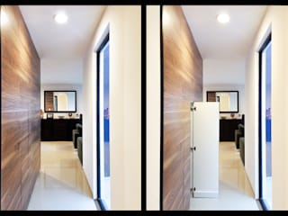 Dressing room by Región 4 Arquitectura
