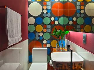 Baños de estilo moderno por Lucas Lage Arquitetura