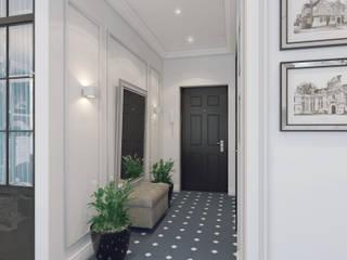 Corridor & hallway by Volkovs studio