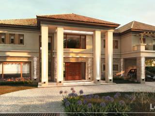 Mediterranean style house by Estudio JP Mediterranean