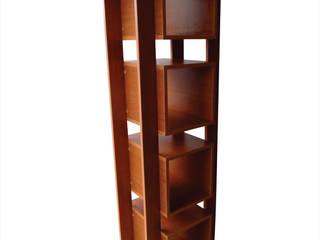Librero NK:  de estilo  por ecstudio