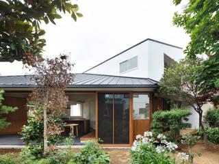 矢の口の家 モダンな 家 の 向山建築設計事務所 モダン