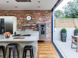Ashley Road:  Kitchen by Concept Eight Architects
