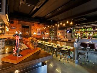 EL BASCO TAPAS bar от ROOMERS Лофт