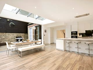 Woodville Gardens Modern kitchen by Concept Eight Architects Modern