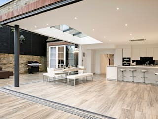 Woodville Gardens Concept Eight Architects Modern kitchen