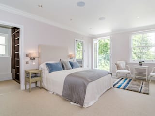 Oakhill Road, Putney: modern Bedroom by Concept Eight Architects