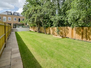 Oakhill Road, Putney: modern Garden by Concept Eight Architects