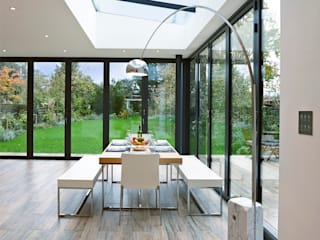 Woodville Gardens:  Conservatory by Concept Eight Architects