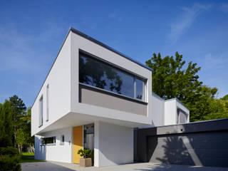 Maisons modernes par Marcus Hofbauer Architekt Moderne