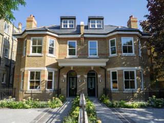 Oakhill Road, Putney Casas modernas: Ideas, imágenes y decoración de Concept Eight Architects Moderno