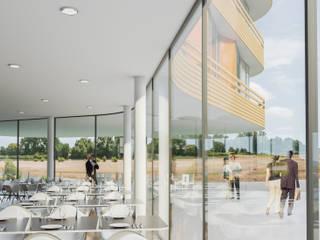 飯店 by arc architekturconzept GmbH