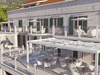 Hotel Villa Mediteranea Case in stile mediterraneo di ProAmbient Mediterraneo
