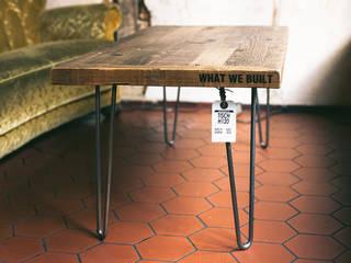 Hagestolz Tisch:   von What We Built