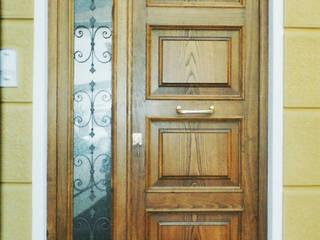 Porte di ingresso di Falegnameria Martinelli Sergio Classico