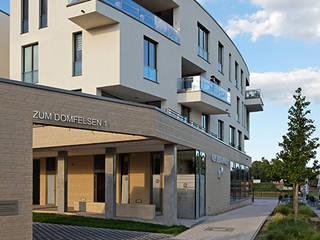 辦公大樓 by arc architekturconzept GmbH