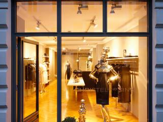 Christel & Sinn München:  Ladenflächen von GABRIELA RAIBLE® INNENARCHITEKTUR
