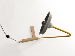Lees - leeslamp: modern  door Jochem Kruizinga, Modern