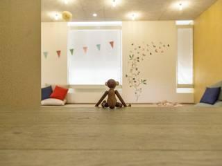 Spazio ricreativo Tomoró Sedi per eventi moderne di Rossi Lighting Design Moderno