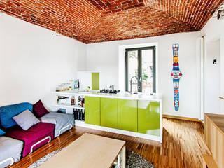 lake house Cucina moderna di Principioattivo Architecture Group Srl Moderno