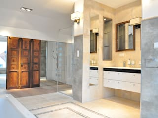 Designer Bad im Extravaganten Luxus Fabrik Loft mit 230qm zu mieten von Die Design Fabrik