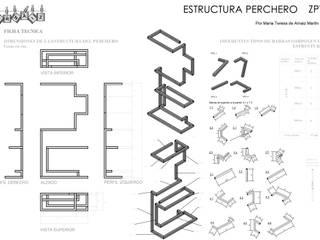 Ficha Técnica:  de estilo  de Arnaiz Design