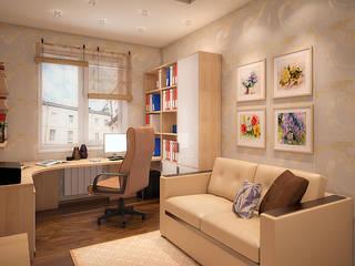 Кабинет: Рабочие кабинеты в . Автор – Алина  Насонова