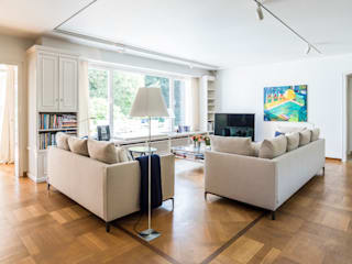 Salas de estar  por chris-binder, Moderno
