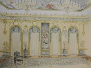 Re studio carella art design decoratori d 39 interni a - Decoratori d interni ...