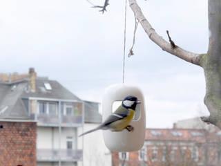 """""""Vogelimbiss"""" by pennyvertone:   von pennyvertone"""