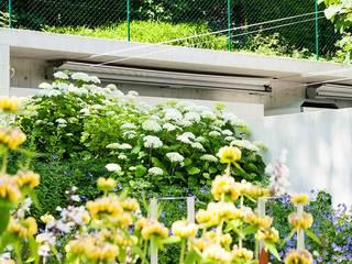 Jardines de estilo moderno de Kräftner Landschaftsarchitektur Moderno