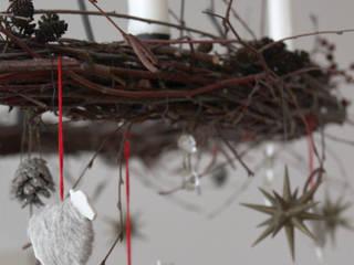 """""""Weihnachtsschaf August"""" by pennyvertone:   von pennyvertone"""
