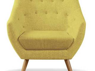 Finn Juhl Style Armchairs di My Furniture Scandinavo