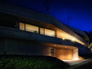 Hanggleiter:  Häuser von Q-rt Architektur