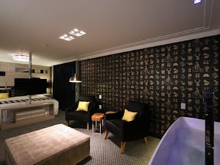 Modern Bedroom by Cíntia Aguiar Arquitetura Modern