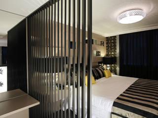Modern style bedroom by Cíntia Aguiar Arquitetura Modern