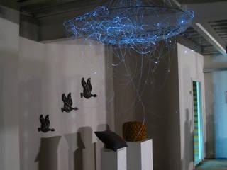 Morph chandelier bymorph SalasIluminación